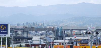 新幹線工事