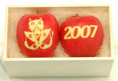 干支りんご