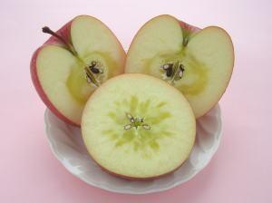 蜜入りりんご【サンふじ】